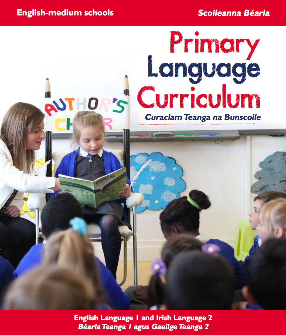 Primary Language Curriculum | PDST